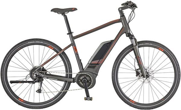 Scott E-Sub Cross 20 2018 - Electric Hybrid Bike