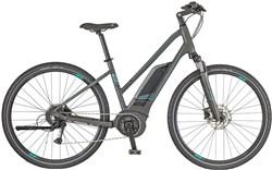 Scott E-Sub Cross 20 Womens 2018 - Electric Hybrid Bike