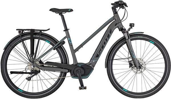 Scott E-Sub Sport 20 Womens 2018 - Electric Hybrid Bike