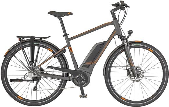 Scott E-Sub Tour 2018 - Electric Hybrid Bike