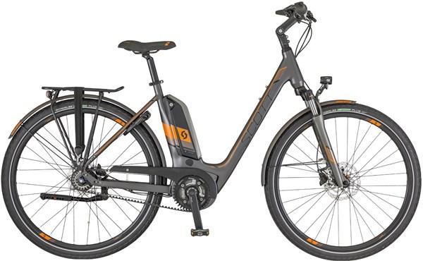 Scott E-Sub Tour Belt Unisex 2018 - Electric Hybrid Bike