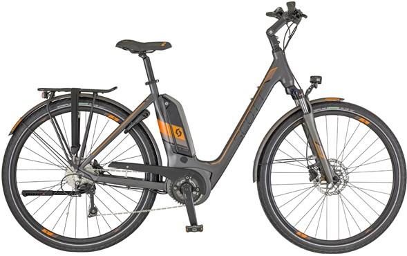 Scott E-Sub Tour Unisex 2018 - Electric Hybrid Bike
