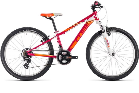 Cube Kid 240 Girls 24w 2018 - Junior Bike