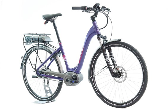 Raleigh Captus Hub Gear 8 Spd 700c Womens - Nearly New - 46cm - 2018 Electric Bike