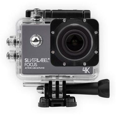 SilverLabel 4K Focus Action Camera | Kameraer