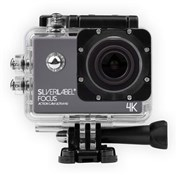 SilverLabel 4K Focus Action Camera