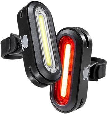 Kryptonite Avenue F-150 & R-75 Medium USB COB Light Set