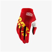 Product image for 100% iTrack Long Finger Cycling Gloves