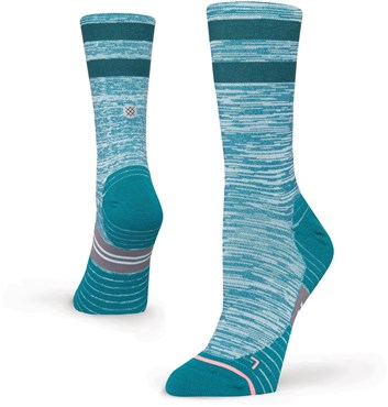 Stance Uncommon Solid Run Crew Womens Socks