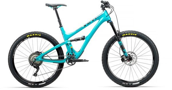 "Yeti SB5 C-Series XT-SLX 27.5"" Mountain Bike 2018 - Trail Full Suspension MTB"