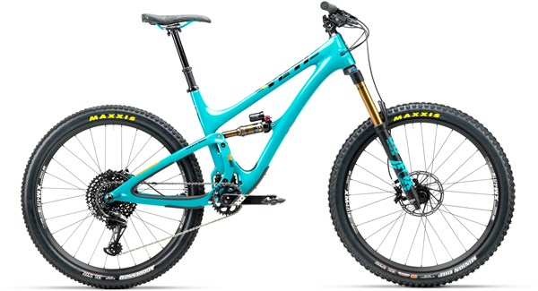 "Yeti SB5 T-Series X01 Eagle Lunch Ride 27.5"" Mountain Bike 2018 - Enduro Full Suspension MTB"