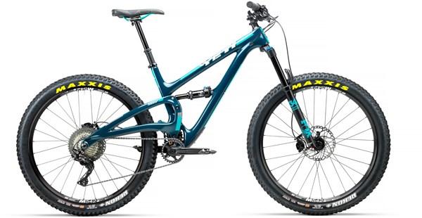 "Yeti SB5+ C-Series XT-SLX 27.5""+ Mountain Bike 2018 - Trail Full Suspension MTB"
