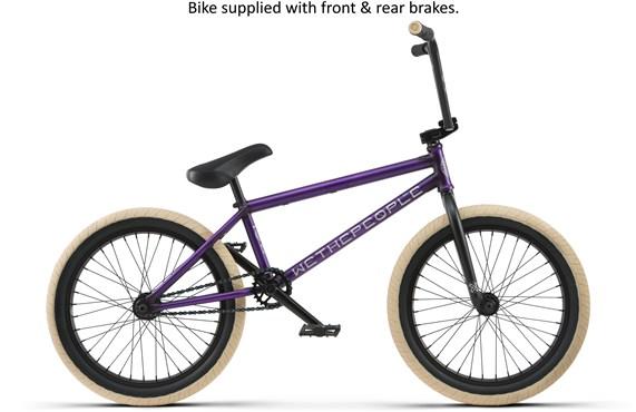 WeThePeople Reason RSD FC 2018 - BMX Bike