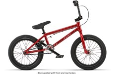 WeThePeople Seed 16w 2018 - BMX Bike