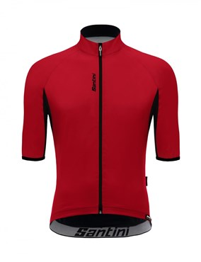 Santini Beta Light Wind Short Sleeve Jersey AW17