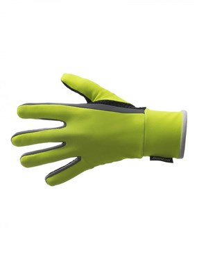Santini Vega Aquazero Winter Long Finger Glove