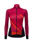 Santini Coral 2 Winter Womens Long Sleeve Jersey