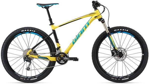 Giant Fathom 3 Mountain Bike 2018 - Hardtail MTB