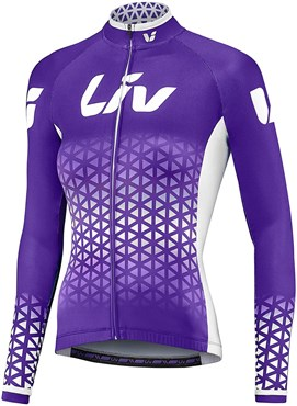 Liv Beliv Womens Long Sleeve Jersey AW17
