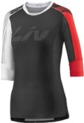 Liv Tangle Off-Road Womens 3/4 Sleeve Jersey