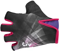 Liv Signature Womens Short Finger Gloves / Mitts