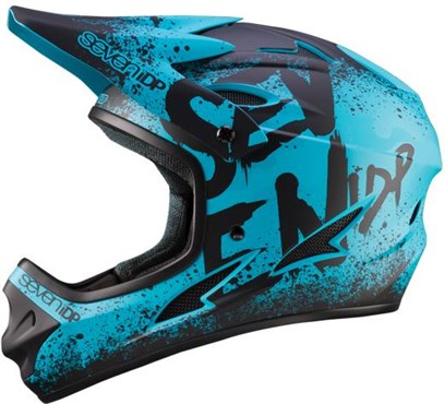 7Protection M1 Full Face Downhill Helmet