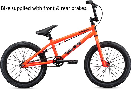 Mongoose Legion L18 18w 2018 - BMX Bike