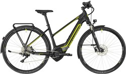 Bergamont E-Helix Expert Womens 2018 - Electric Hybrid Bike