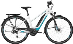 Bergamont E-Horizon 7.0 400 Womens 2018 - Electric Hybrid Bike