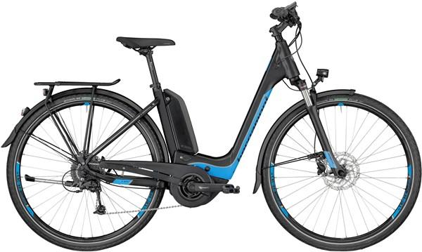 Bergamont E-Horizon 7.0 400 Wave 2018 - Electric Hybrid Bike | City-cykler