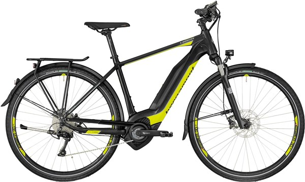 Bergamont E-Horizon 8.0 2018 - Electric Hybrid Bike