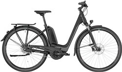 Bergamont E-Horizon N7 FH 400 Wave 2018 - Electric Hybrid Bike