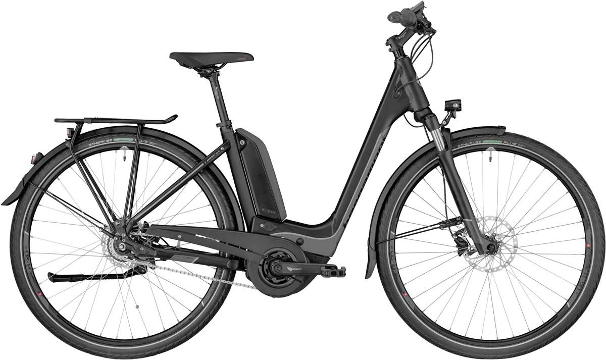 Bergamont E-Horizon N7 FH 400 Wave 2018 - Electric Hybrid Bike | City