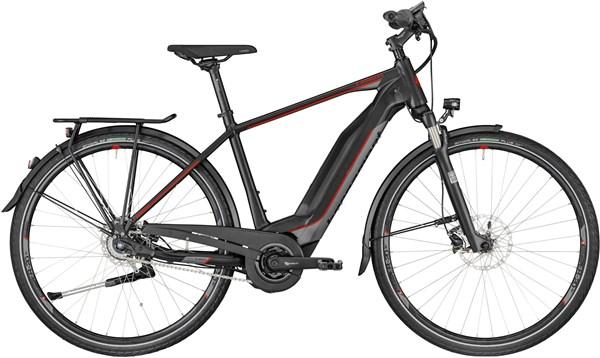 Bergamont E-Horizon N8 CB 400 2018 - Electric Hybrid Bike   City-cykler