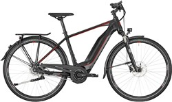 Bergamont E-Horizon N8 CB 400 2018 - Electric Hybrid Bike