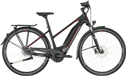 Bergamont E-Horizon N8 CB 400 Womens 2018 - Electric Hybrid Bike