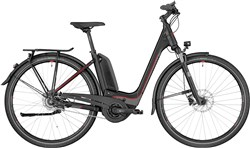 Bergamont E-Horizon N8 CB 400 Wave 2018 - Electric Hybrid Bike