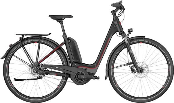 Bergamont E-Horizon N8 FH 400 Wave 2018 - Electric Hybrid Bike