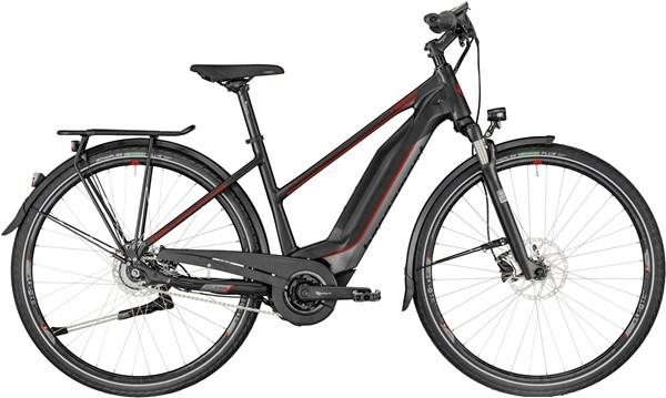 Bergamont E-Horizon N8 FH 500 Womens 2018 - Electric Hybrid Bike