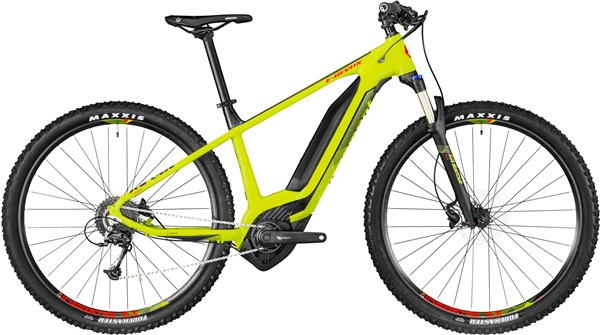 Bergamont E-Revox 5.0 29er 2018 - Electric Mountain Bike | Mountainbikes