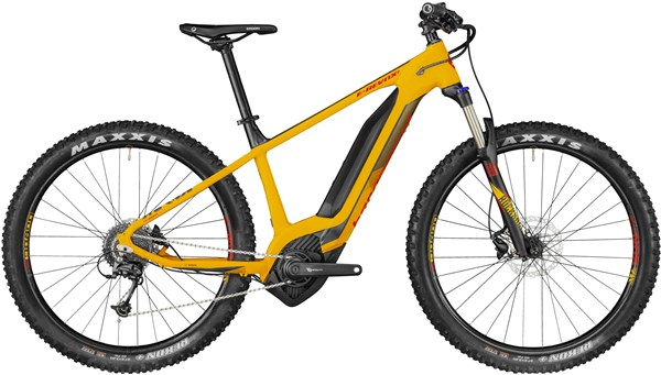 "Bergamont E-Revox 6.0 Plus 27.5""+ 2018 - Electric Mountain Bike"