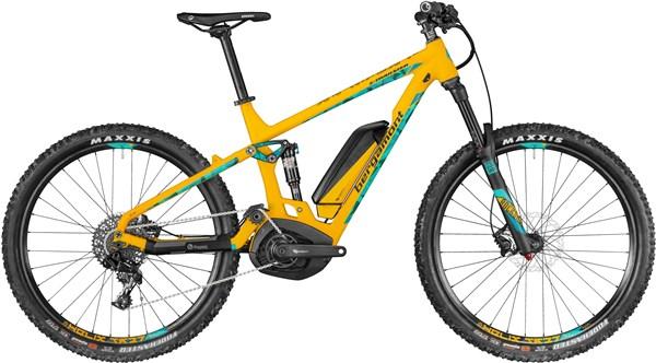 """Bergamont E-Trailster 7.0 27.5"""" 2018 - Electric Mountain Bike"""