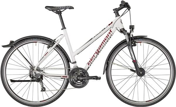 Bergamont Helix 4.0 EQ Womens 2018 - Hybrid Sports Bike