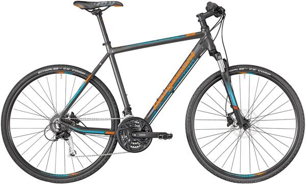 Bergamont Helix 5.0 2018 - Hybrid Sports Bike | City-cykler