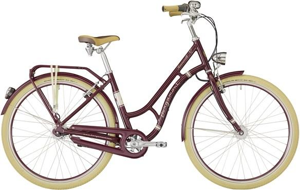 Bergamont Summerville N7 FH 2018 - Hybrid Classic Bike