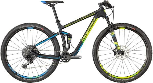 Bergamont Fastlane Team 29er Mountain Bike 2018 - XC Full Suspension MTB