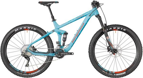"Bergamont Trailster 8.0 Plus 27.5""+ Mountain Bike 2018 - Full Suspension MTB"