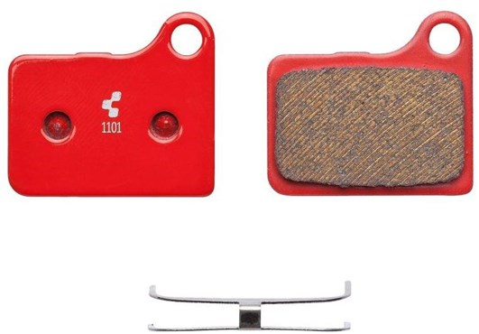 Cube Disc Brake Pads - Shimano Nexave/BR-M555