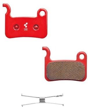 Cube Disc Brake Pads - Shimano XT2000/XTR