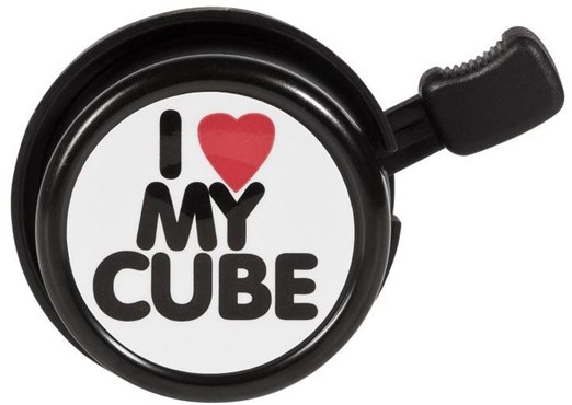 Cube Bell - I Love My Cube